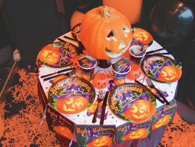 Catering di halloween ricorrenze ed eventi speciali for Gonfiabili halloween